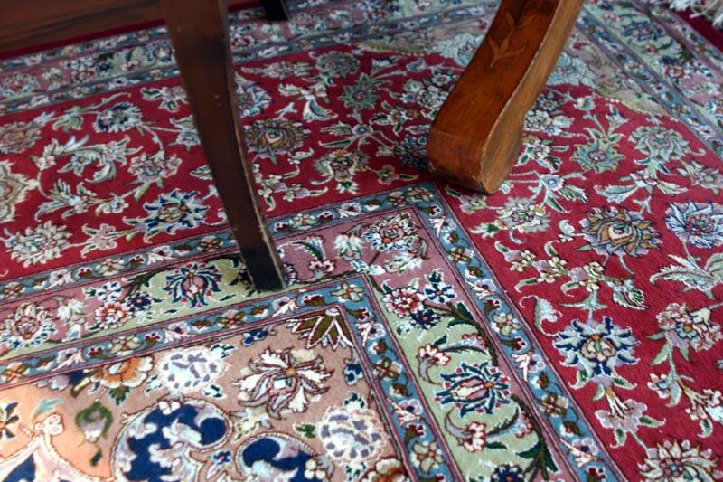 particolare tappeto vendita Tappeti Segrate Milano ingrosso e dettaglio