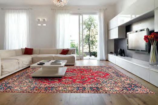 Negozio e vendita tappeti classici e persiani a Milano